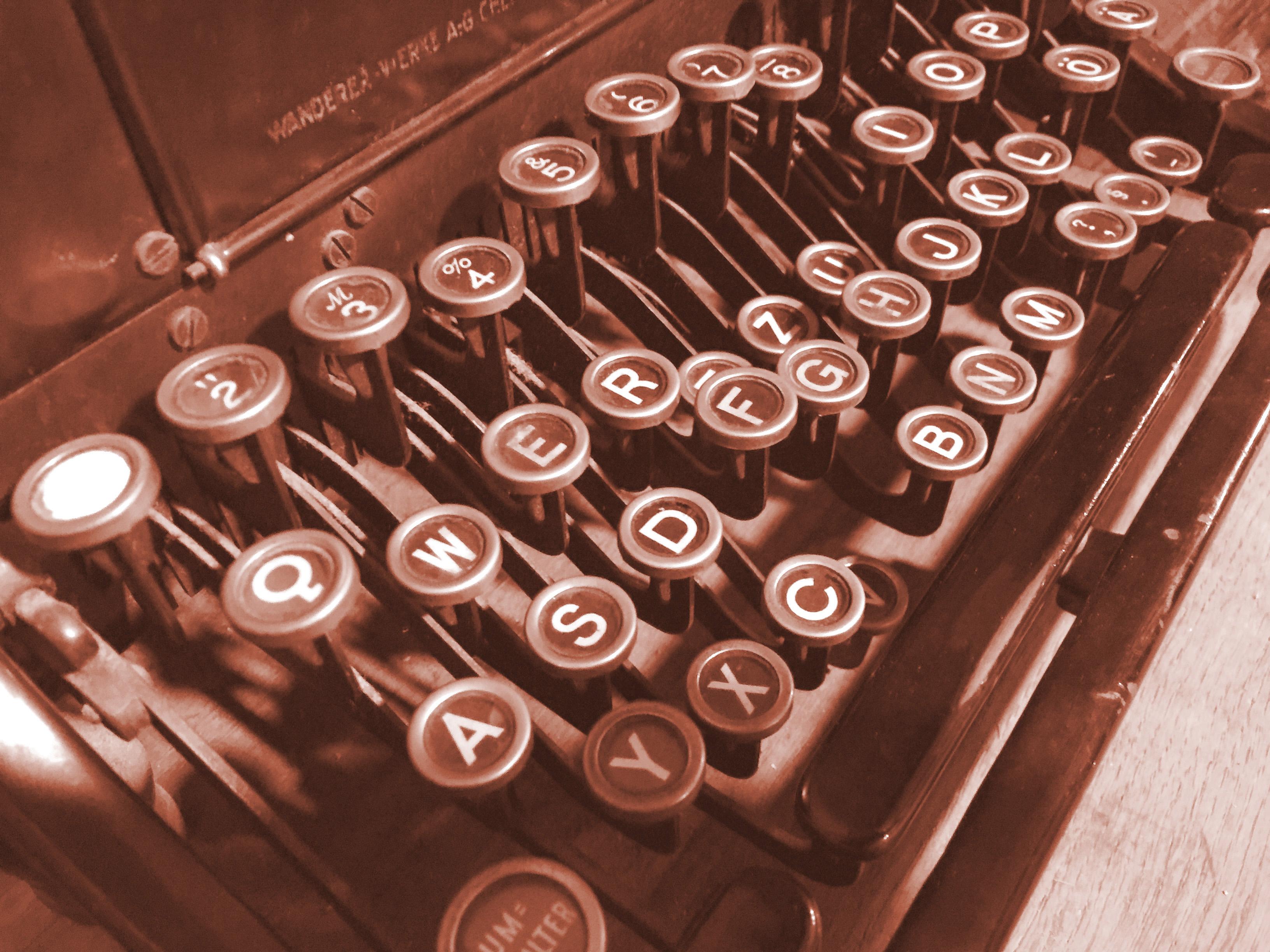 Schreibkunst Redakteur PR-Text